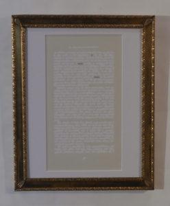 I_read_roses_framed